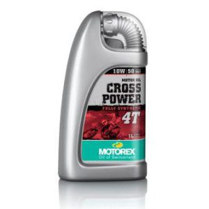 motorex-cross-power-4t-10w50