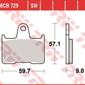 MCB729