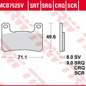 MCB752SV